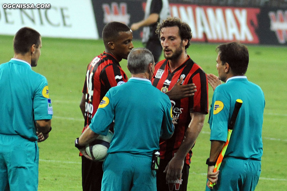1re journ�e : Nice - Monaco