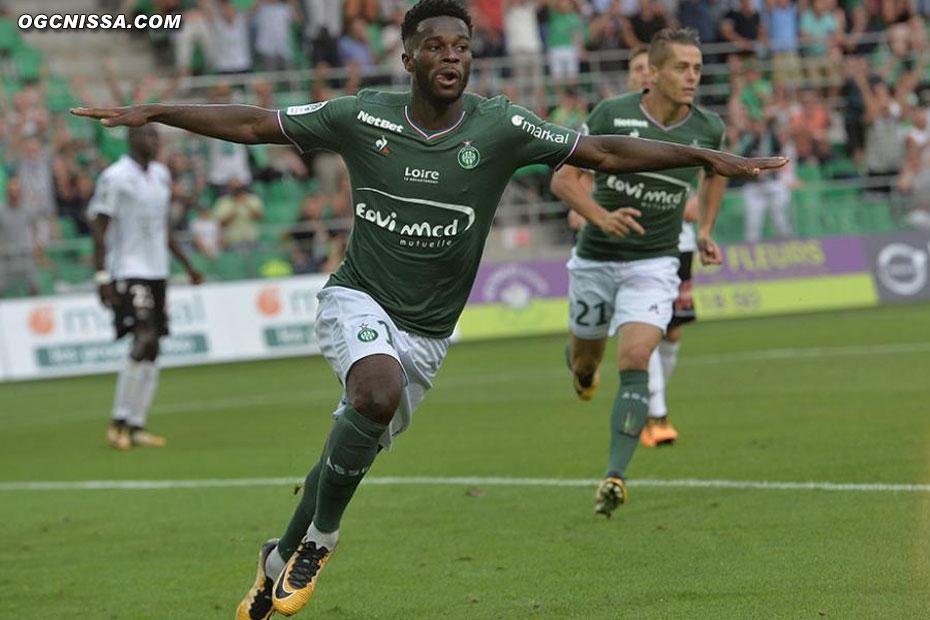 St-Etienne ouvre rapidement le score