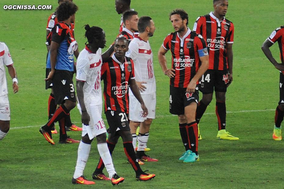 Après la trêve internationale, Ricardo Pereira et Paul Baysse auront rendez-vous avec l'Olympique de Marseille, toujours à domicile