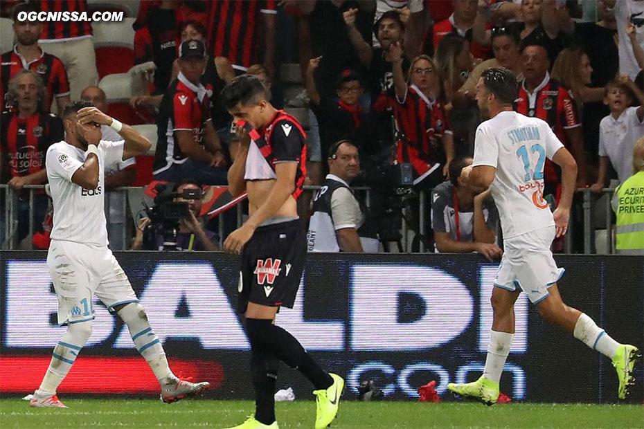 Marseille reprend l'avantage