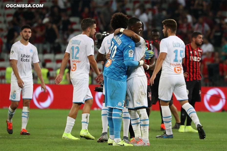 C'est terminé, Marseille reporte son premier match cette saison