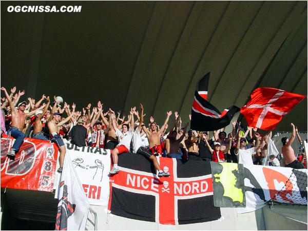 Premier déplacement pour Nice, les Aiglons seront soutenus par leurs supporters de la BSN venus en nombre.