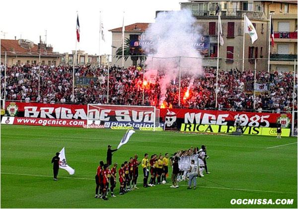 Après un trés mauvais début de saison, les Aiglons se doivent de réagir à domicile contre Sochaux.