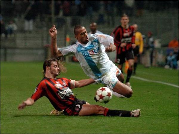 Déplacement à Marseille, où José Cobos et les niçois ne parviendront pas à s'en sortir. Défaite 2 à 0.