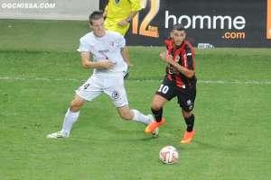 5e journ�e : Nice - Metz