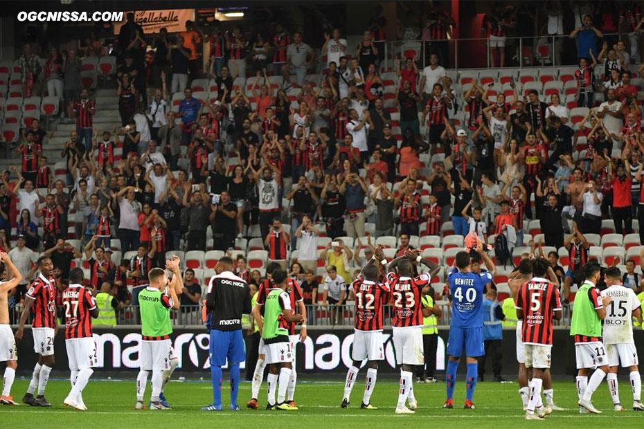 5e journée : Nice - Rennes