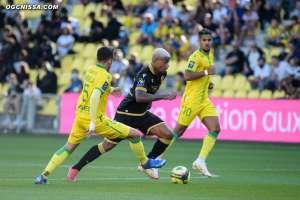 5e journée : Nantes - Nice