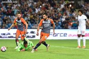 6e journée : Montpellier - Nice