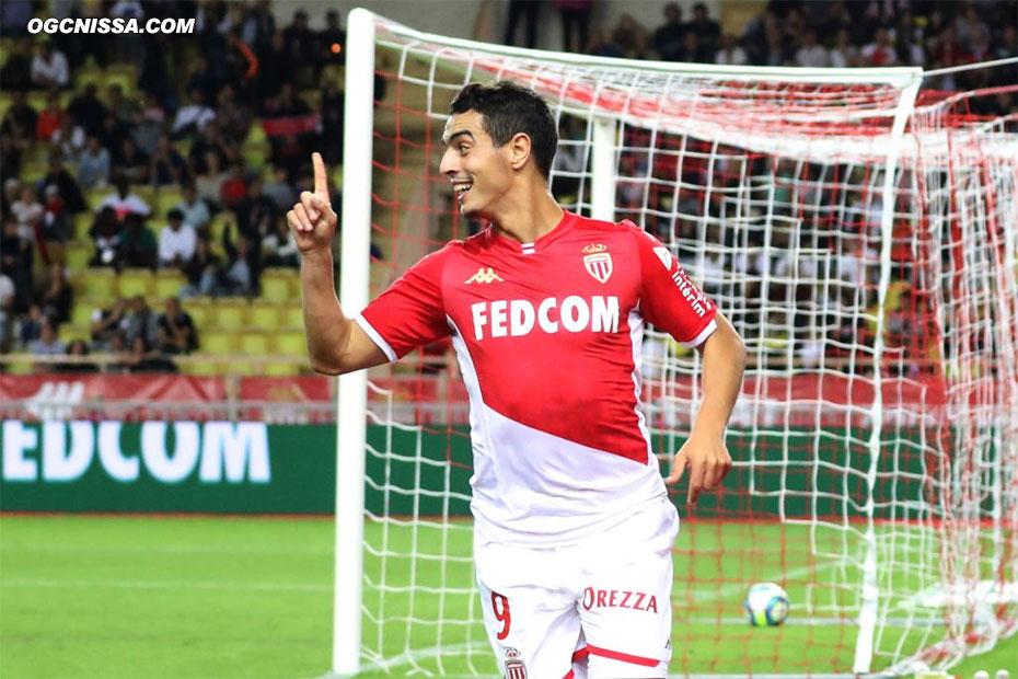 En fin de match, Ben Yedder donne un avantage plus large à Monaco