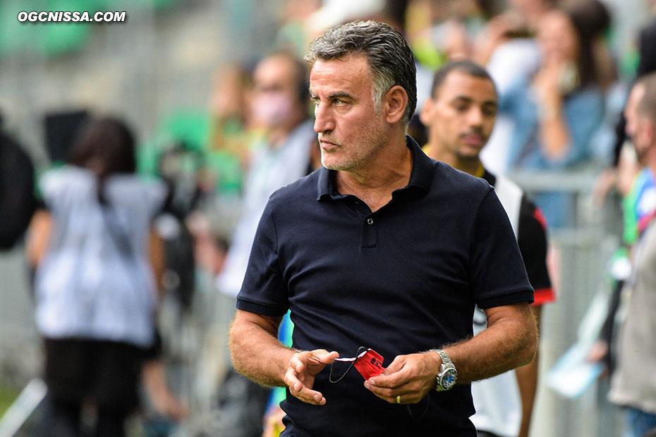 Christophe Galtier de retour dans son ancien club