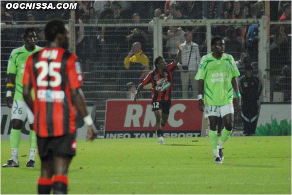 Le 4e but de Koné cette saison