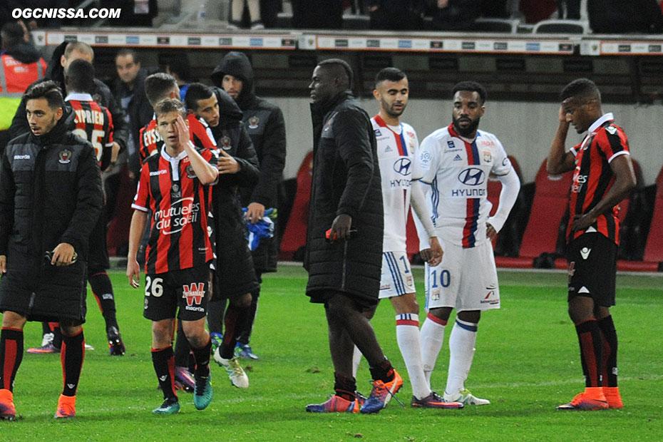 Les Aiglons ont maintenant rendez-vous avec l'Europa League et un déplacement à Salzburg