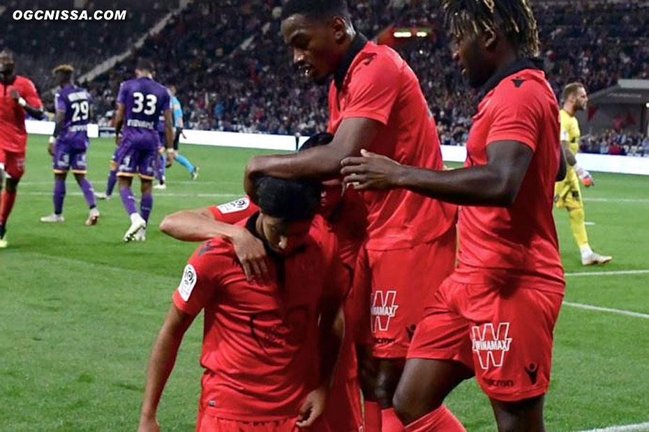 Le premier but de Bassem Srarfi cette saison