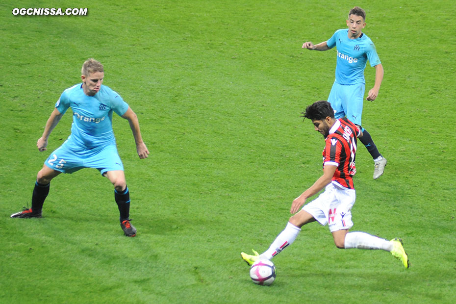Bassem Srarfi entre en fin de match