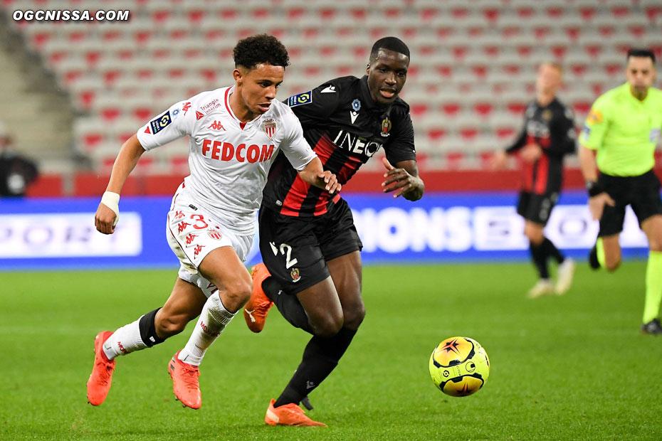 Une nouvelle bourde de Stanley Nsoki permet à Monaco de prendre le large