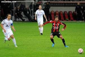 14e journ�e : Nice - Reims