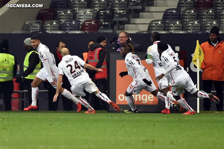 Bassem Srarfi donne la victoire aux Aiglons dans les arrêts de jeu