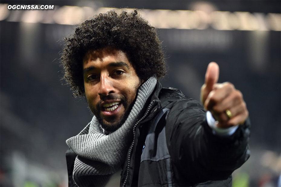 Dante Bonfim sera suspendu samedi contre Metz