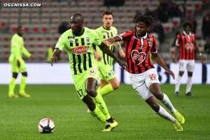 16e journée : Nice - Angers