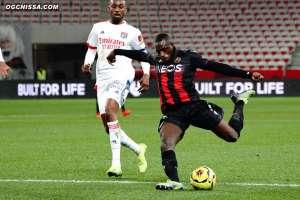16e journée : Nice - Lyon