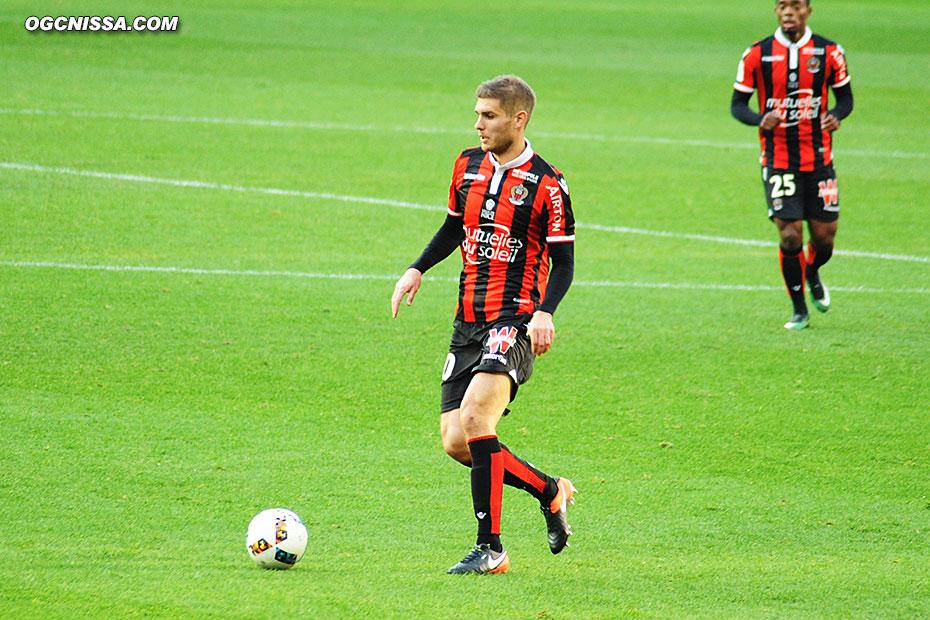 Retour de Maxime Le Marchand en Ligue 1