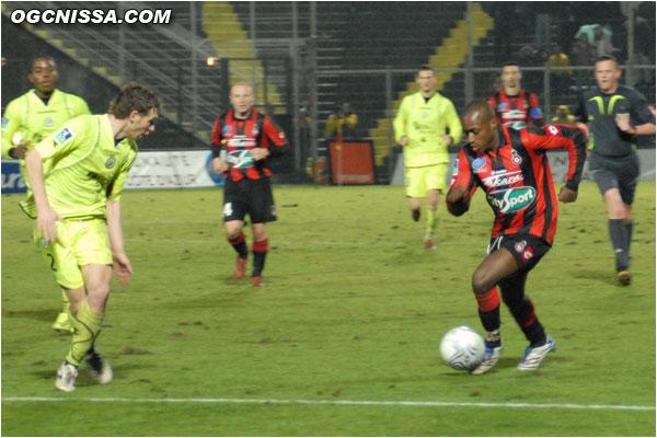 Encore Bamogo en action