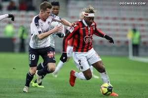 20e journée : Nice - Bordeaux