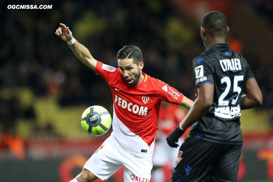 Déplacement à Monaco pour cette 21e journée de Ligue 1