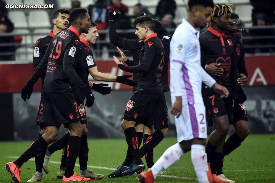 1 but partout score final