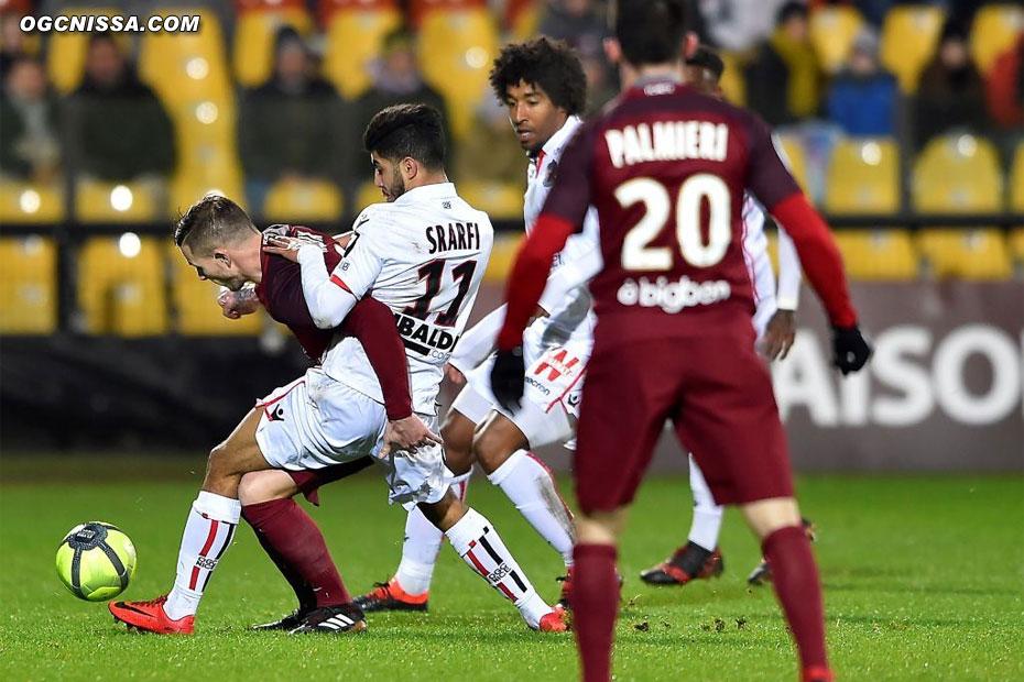 Bassem Srarfi et Dante Bonfim