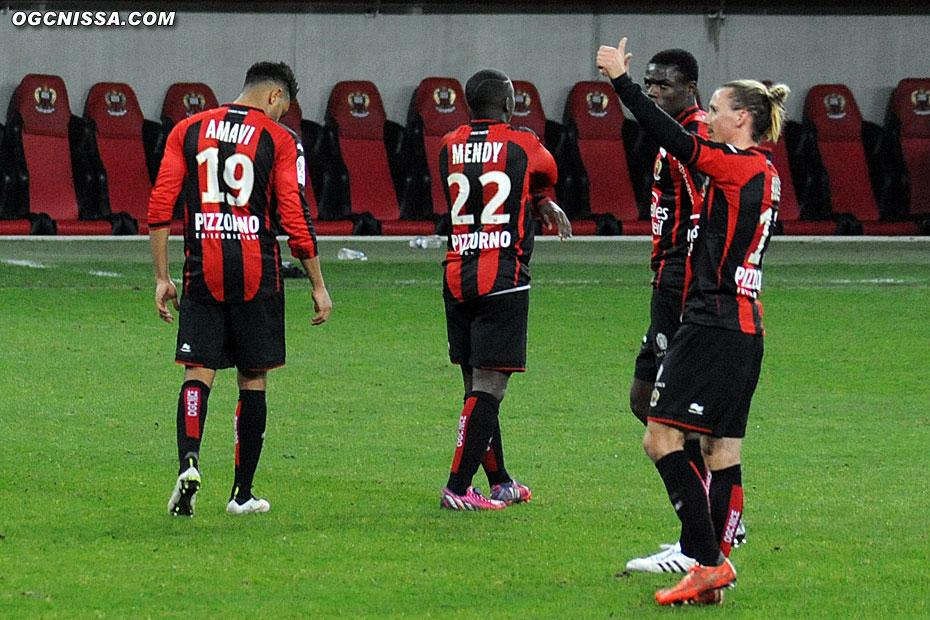 Niklas Hult et les Aiglons ont maintenant rendez-vous avec Lille le week-end prochain.