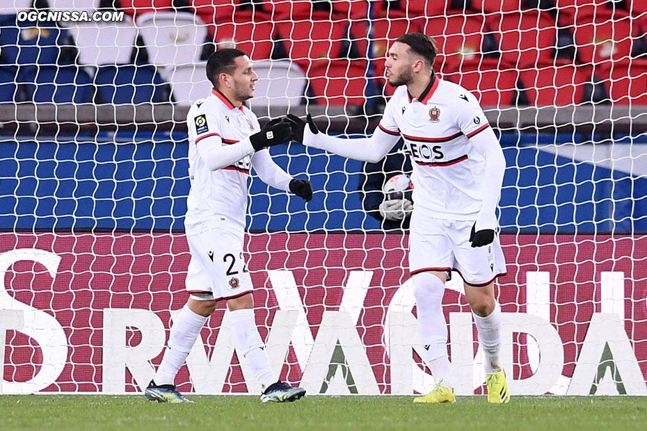 Le deuxième but de L1 de Rony Lopes, qui a marqué la semaine dernière également en coupe et qui revient en forme