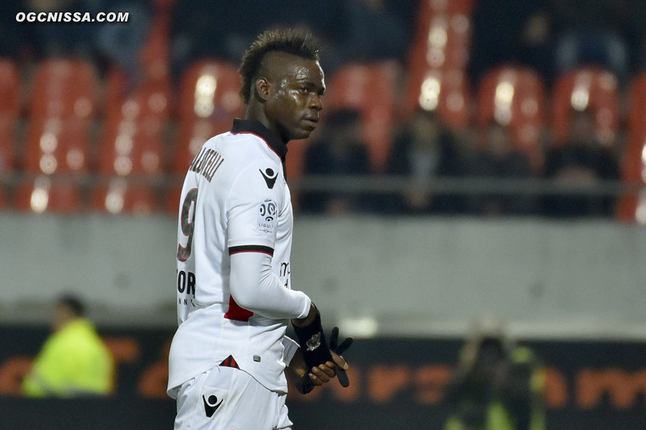 L'incompréhension de Mario Balotelli