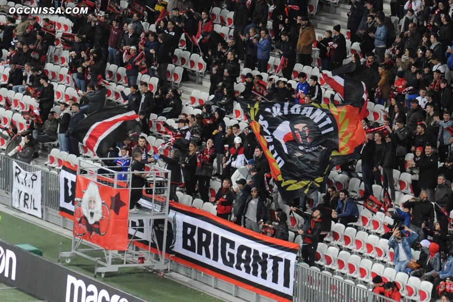Chez les Ultras Briganti (SRN)