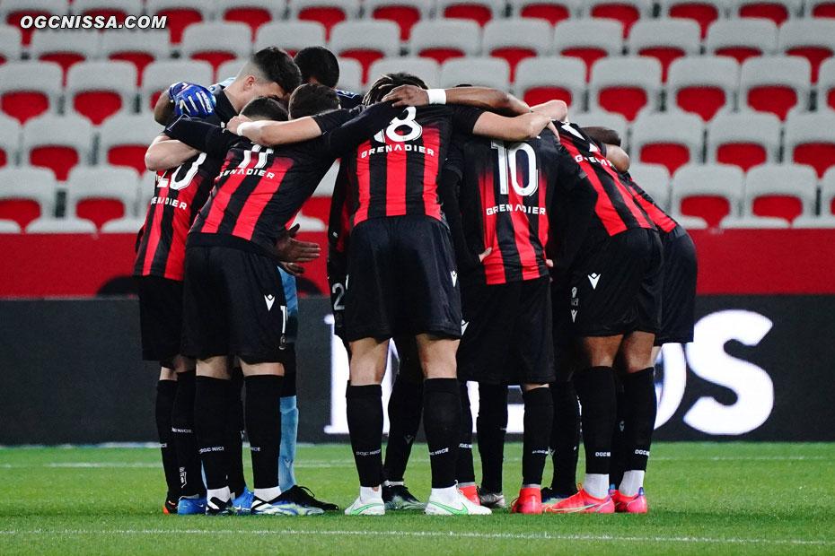Nice reçoit Nîmes pour cette 28e journée de Ligue 1.