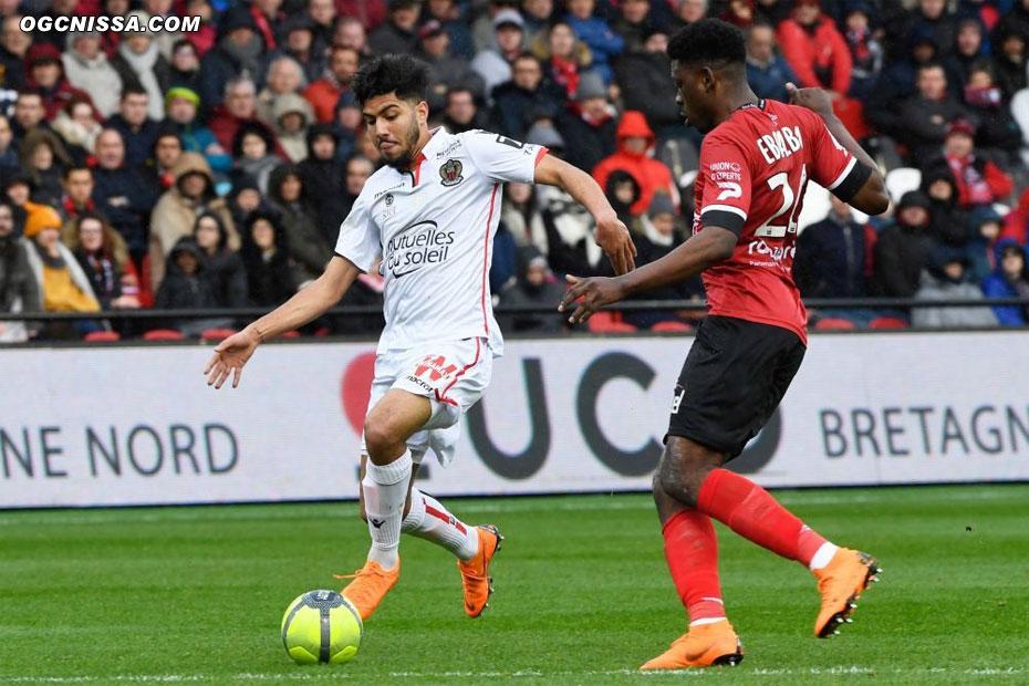 Bassem Srarfi marquera également un but