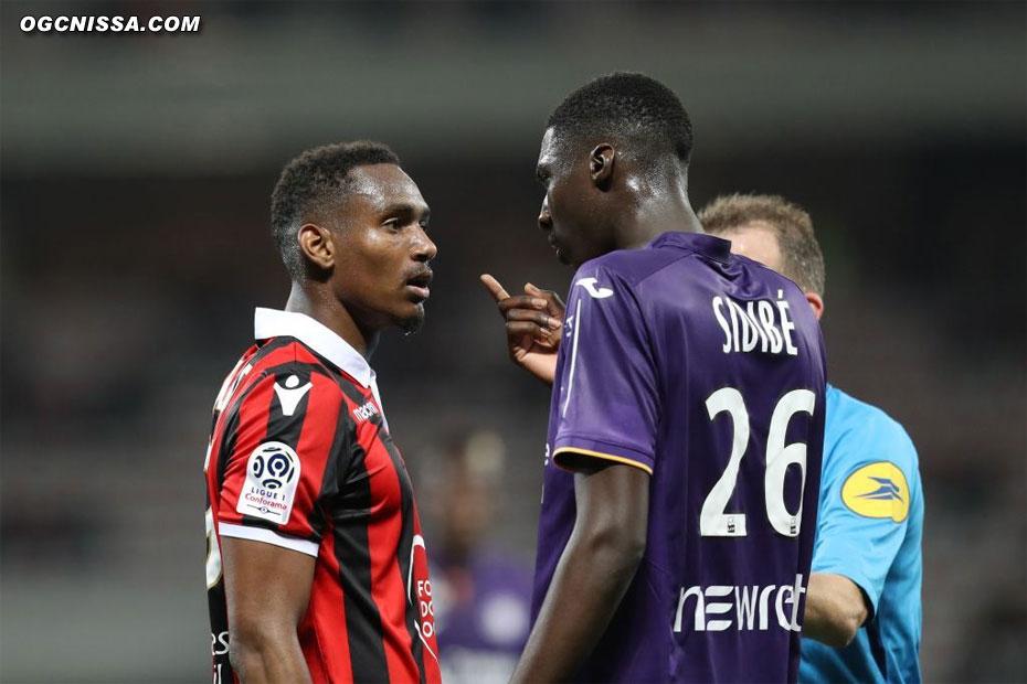 Frictions entre Christophe Hérelle et Sidibé