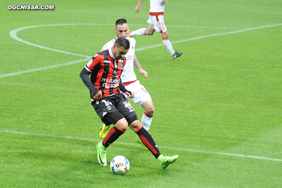 Mickael Le Bihan rentrera en fin de match