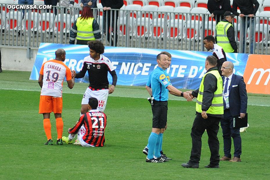 Nice passe devant Montpellier au classement