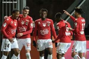 33e journée : Angers - Nice