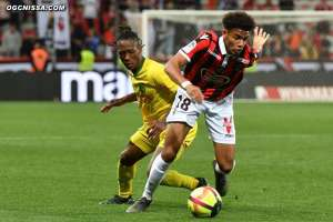 36e journée : Nice - Nantes