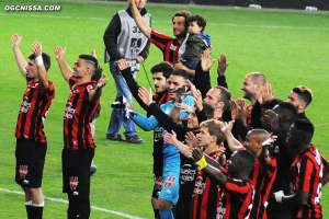 37e journ�e : Nice - St Etienne