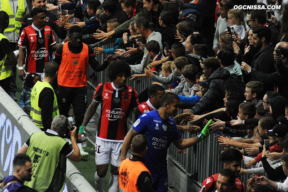 Dante Bonfim et les siens devront aller chercher l'Europe à Lyon le week-end prochain