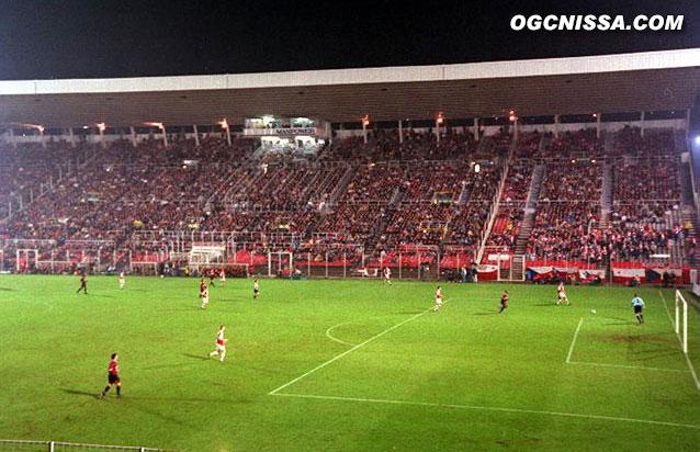 Coupe des Coupes face à Prague
