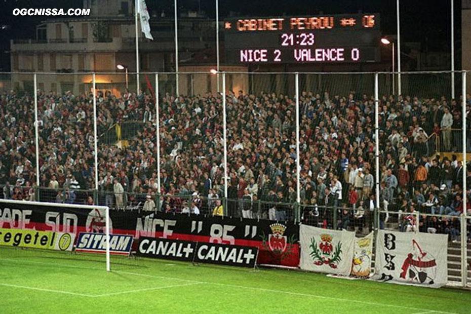 La BSN contre Valence
