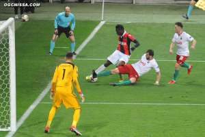 Europa League : Nice - Lokomotiv