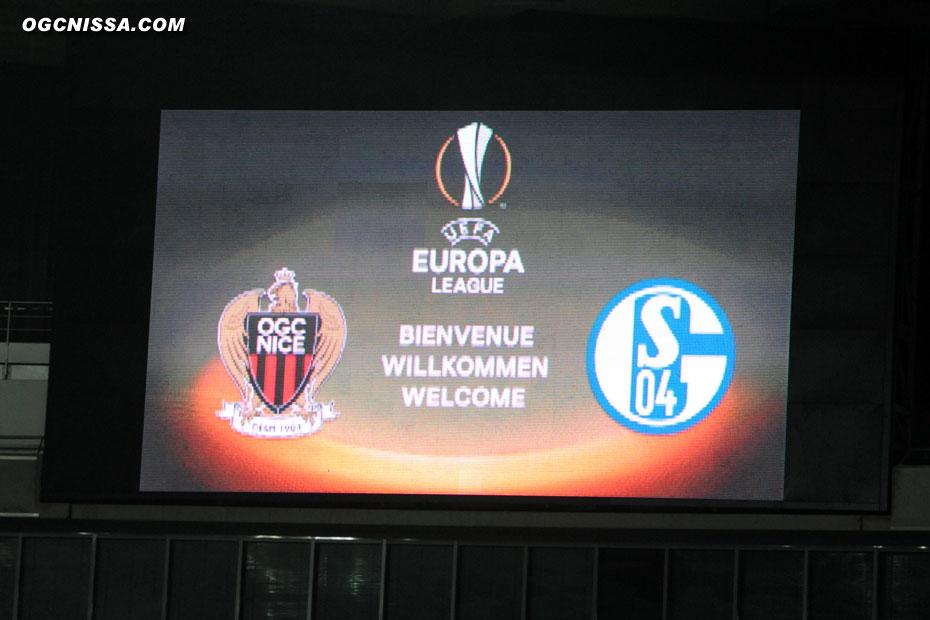 Nice reçoit Schalke pour ce premier match de Poule d'Europa League