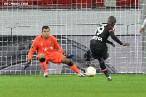 Europa League : Leverkusen - Nice