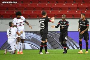 Europa League : Leverkusen - Nice