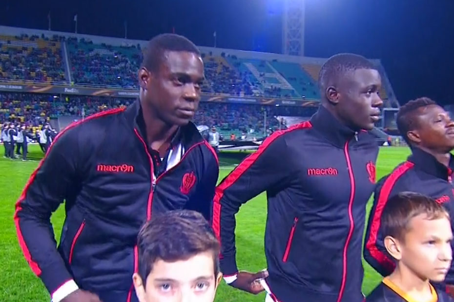 Retour de Mario Balotelli pour cette rencontre